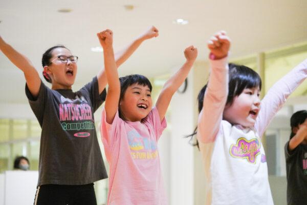 園児クラス開講・体験会のお知らせ|ASVペスカドーラ町田チアダンススクール多摩センター校